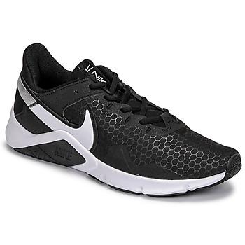 Topánky Muži Univerzálna športová obuv Nike LEGEND ESSENTIAL 2 Čierna / Biela