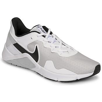 Topánky Muži Univerzálna športová obuv Nike LEGEND ESSENTIAL 2 Biela / Čierna