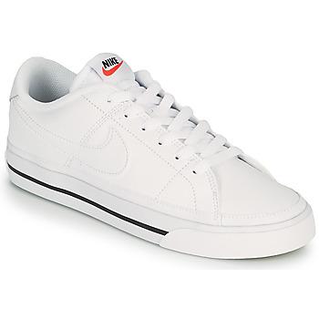 Topánky Ženy Nízke tenisky Nike COURT LEGACY Biela