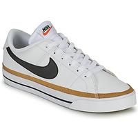 Topánky Ženy Nízke tenisky Nike COURT LEGACY Biela / Modrá