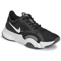 Topánky Ženy Univerzálna športová obuv Nike SUPERREP GO Čierna / Biela