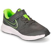 Topánky Chlapci Univerzálna športová obuv Nike STAR RUNNER 2 PS Šedá / Zelená