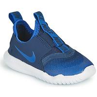 Topánky Chlapci Univerzálna športová obuv Nike FLEX RUNNER TD Modrá