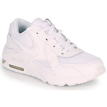 Topánky Deti Nízke tenisky Nike AIR MAX EXCEE PS Biela