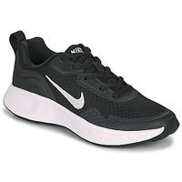 Topánky Deti Univerzálna športová obuv Nike WEARALLDAY GS Čierna / Biela