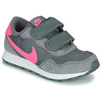 Topánky Dievčatá Nízke tenisky Nike MD VALIANT PS Šedá / Ružová