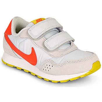 Topánky Dievčatá Nízke tenisky Nike MD VALIANT PS Béžová / Červená
