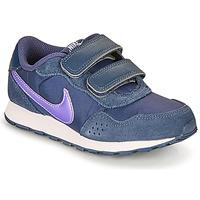 Topánky Deti Nízke tenisky Nike MD VALIANT PS Modrá