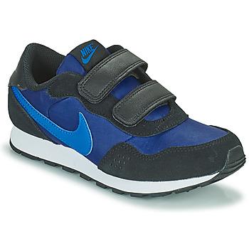 Topánky Chlapci Nízke tenisky Nike MD VALIANT PS Modrá