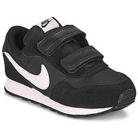 Topánky Deti Nízke tenisky Nike MD VALIANT TD Čierna / Biela