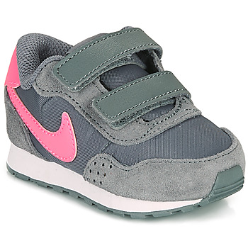 Topánky Dievčatá Nízke tenisky Nike MD VALIANT TD Šedá / Ružová