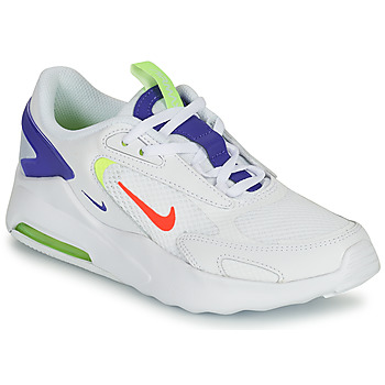 Topánky Deti Nízke tenisky Nike AIR MAX BOLT GS Biela / Modrá