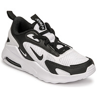 Topánky Deti Nízke tenisky Nike AIR MAX BOLT PS Biela / Čierna