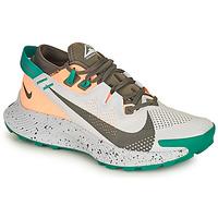 Topánky Ženy Bežecká a trailová obuv Nike NIKE PEGASUS TRAIL 2 Modrá / Zelená