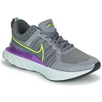 Topánky Muži Bežecká a trailová obuv Nike NIKE REACT INFINITY RUN FLYKNIT 2 Šedá
