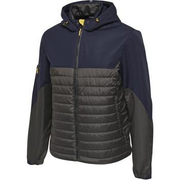 Oblečenie Muži Vyteplené bundy Hummel Veste  North Hybrid bleu marine