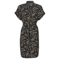 Oblečenie Ženy Krátke šaty Vero Moda VMSIMPLY EASY Čierna