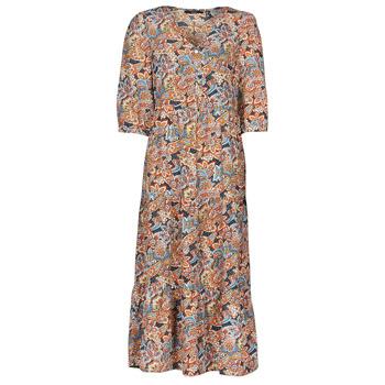 Oblečenie Ženy Dlhé šaty Vero Moda VMLIS Viacfarebná