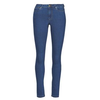 Oblečenie Ženy Rifle Slim  Vero Moda VMJUDY Modrá / Medium