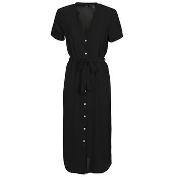 Oblečenie Ženy Krátke šaty Vero Moda VMSAGA Čierna