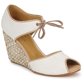 Topánky Ženy Sandále Coclico JIEN Biela