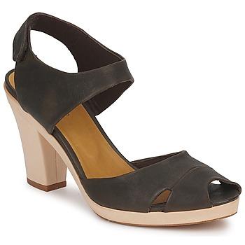 Topánky Ženy Sandále Coclico EMA Čierna