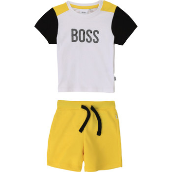 Oblečenie Chlapci Komplety a súpravy BOSS COLITA Viacfarebná