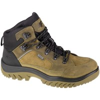 Topánky Muži Turistická obuv 4F OBMH254 Hnedá