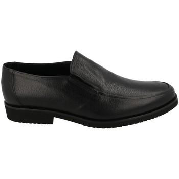 Topánky Muži Mokasíny She - He  Negro