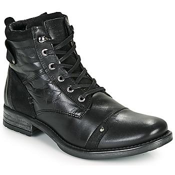 Topánky Muži Polokozačky Redskins YANI Čierna