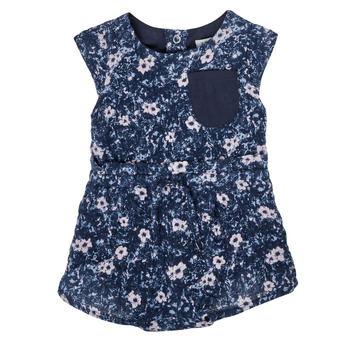 Oblečenie Dievčatá Módne overaly Ikks XS33010-48 Námornícka modrá