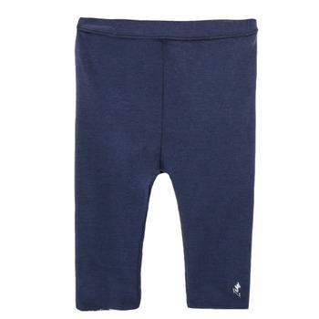 Oblečenie Dievčatá Legíny Ikks XS24010-48 Námornícka modrá