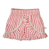 Oblečenie Dievčatá Šortky a bermudy Ikks XS26000-35 Červená