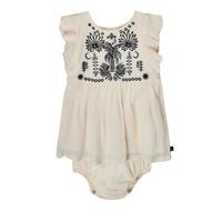 Oblečenie Dievčatá Krátke šaty Ikks XS30060-11 Biela