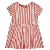 Oblečenie Dievčatá Krátke šaty Ikks XS30000-35 Červená