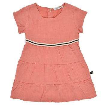 Oblečenie Dievčatá Krátke šaty Ikks XS30090-67 Oranžová
