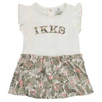Oblečenie Dievčatá Krátke šaty Ikks XS30120-19 Viacfarebná