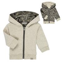 Oblečenie Chlapci Mikiny Ikks XS17041-15 Biela