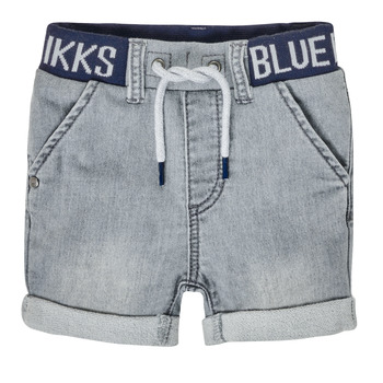 Oblečenie Chlapci Šortky a bermudy Ikks XS25011-94 Šedá
