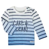 Oblečenie Chlapci Tričká s dlhým rukávom Ikks XS10001-19 Viacfarebná