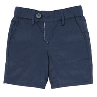 Oblečenie Chlapci Šortky a bermudy Ikks XS25021-45 Námornícka modrá