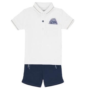Oblečenie Chlapci Komplety a súpravy Ikks XS37031-48 Viacfarebná