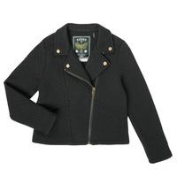 Oblečenie Dievčatá Cardigany Ikks XS17012-02-J Čierna