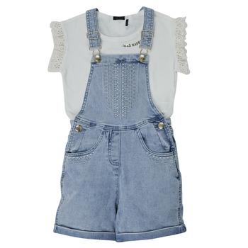 Oblečenie Dievčatá Komplety a súpravy Ikks XS37022-84-C Viacfarebná