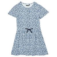 Oblečenie Dievčatá Krátke šaty Ikks XS30102-48-C Modrá