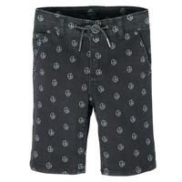 Oblečenie Chlapci Šortky a bermudy Ikks XS25063-02-C Čierna