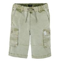Oblečenie Chlapci Šortky a bermudy Ikks XS25153-57-C Kaki