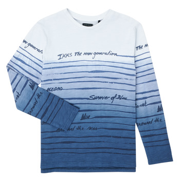 Oblečenie Chlapci Tričká s dlhým rukávom Ikks XS10003-19-C Viacfarebná