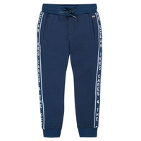 Oblečenie Chlapci Tepláky a vrchné oblečenie Ikks XS23003-48-C Námornícka modrá
