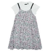 Oblečenie Dievčatá Krátke šaty Ikks XS30182-19-J Viacfarebná